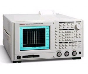 Q8384 - Advantest Optical Spectrum Analyzers