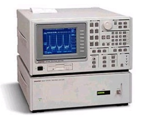Q8347 - Advantest Optical Spectrum Analyzers
