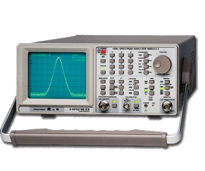 HM5012-2 - Hameg Instruments Spectrum Analyzers