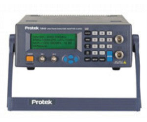 7800 - Protek Spectrum Analyzers