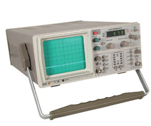 2630 - BK Precision Spectrum Analyzers