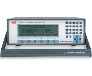 GA 3200S (320S) - Global Specialties Logic Analyzers