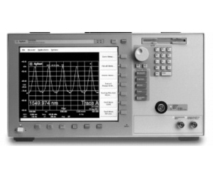 86140B - Keysight / Agilent Optical Spectrum Analyzers