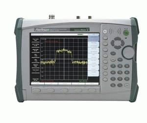 MS2721A - Anritsu Spectrum Analyzers