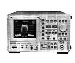 R4131CN - Advantest Spectrum Analyzers