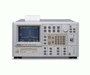 Q8381A - Advantest Optical Spectrum Analyzers