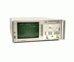 8711A - Keysight / Agilent Network Analyzers