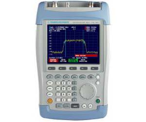 FSH6 (Model .26) - Rohde & Schwarz Spectrum Analyzers