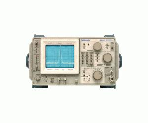 492P - Tektronix Spectrum Analyzers