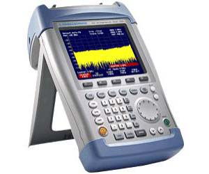 FSH6 (model .06) - Rohde & Schwarz Spectrum Analyzers