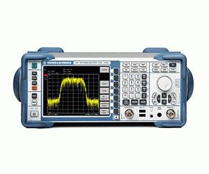 FSL3 (Model .03) - Rohde & Schwarz Spectrum Analyzers