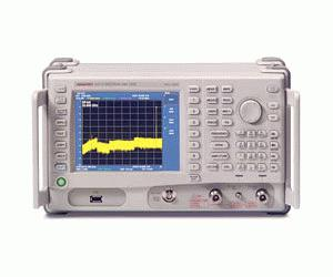 U3771 - Advantest Spectrum Analyzers