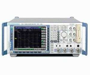 FSUP8 - Rohde & Schwarz Spectrum Analyzers