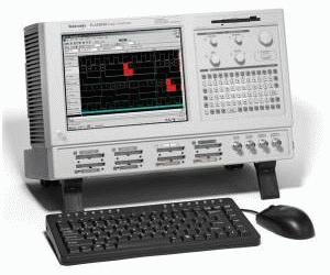 TLA5203B - Tektronix Logic Analyzers