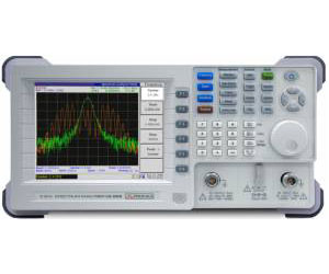 AE-966/AE-967 - Promax Spectrum Analyzers