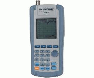2640 - BK Precision Spectrum Analyzers