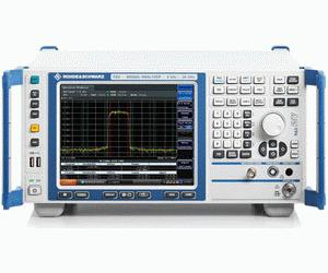FSV13 - Rohde & Schwarz Spectrum Analyzers