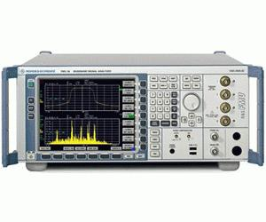 FMU36 - Rohde & Schwarz Spectrum Analyzers