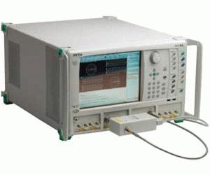 MS4644A with Option MS4640A-070 - Anritsu Network Analyzers