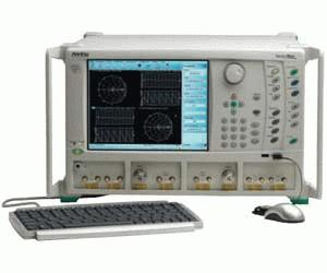 MS4647A with Option MS4640A-070 - Anritsu Network Analyzers