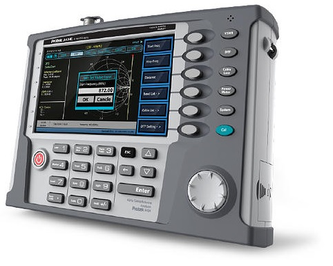 A434L - Powertek Spectrum Analyzers