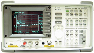 8593E - Keysight / Agilent Spectrum Analyzers