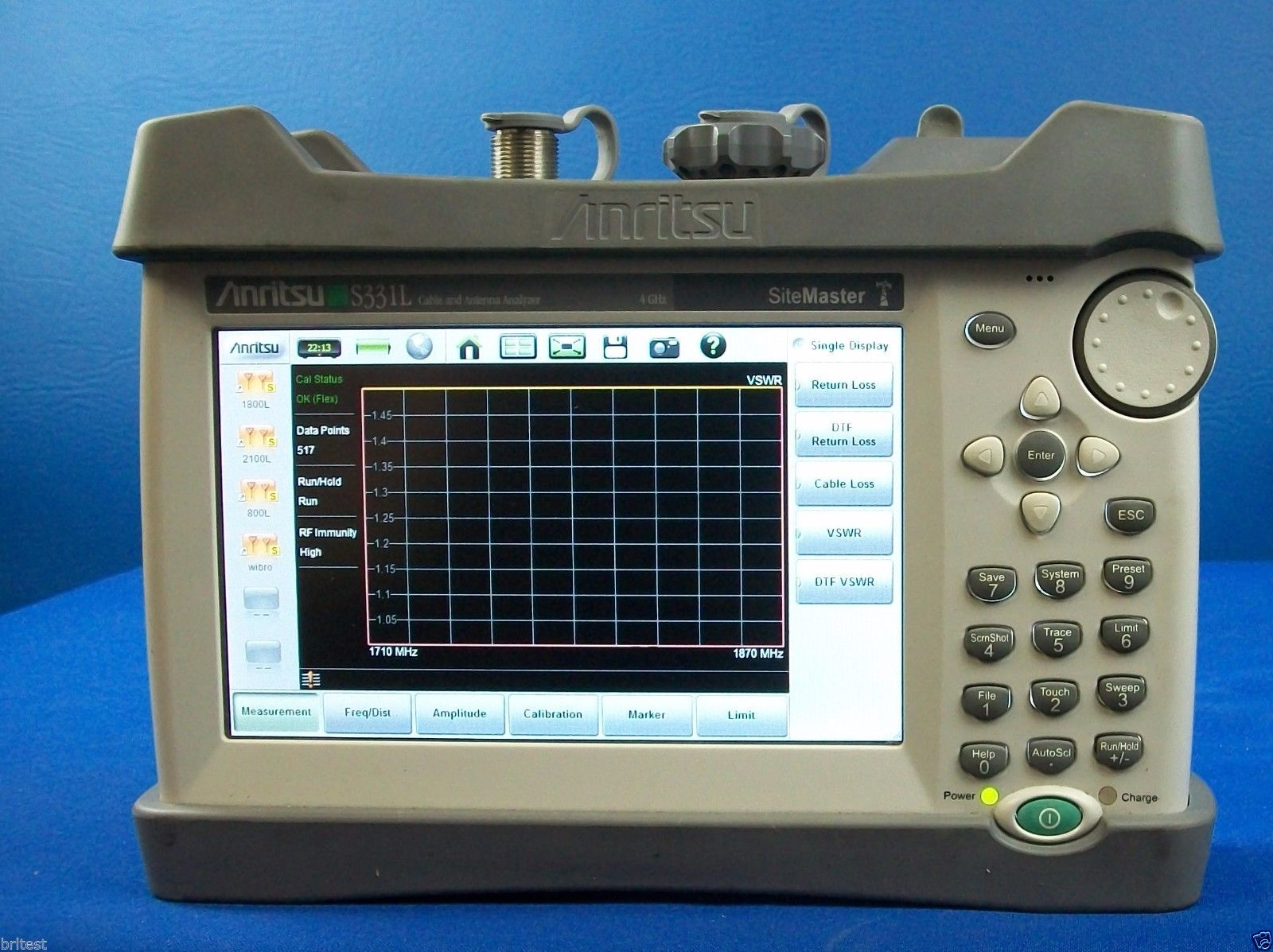 S331L - Anritsu Spectrum Analyzers