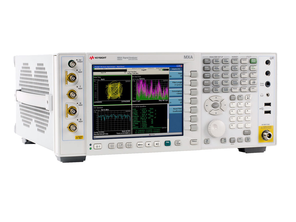 N9020A-508 - Keysight / Agilent Spectrum Analyzers