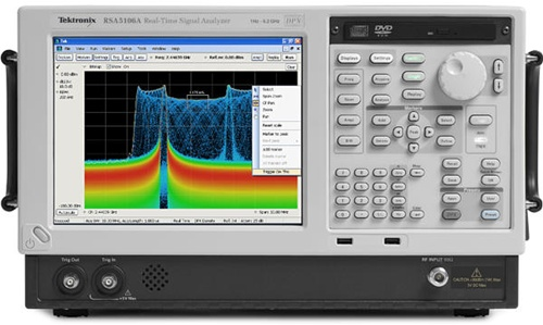 RSA5103A - Tektronix Spectrum Analyzers