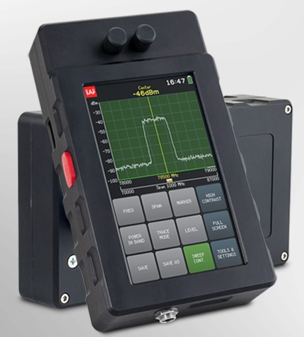J0SSAP60 - SAF Tehnika Spectrum Analyzers