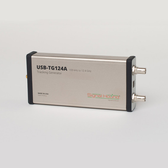USB-TG124A - Signal Hound Spectrum Analyzers