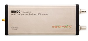 BB60C - Signal Hound Spectrum Analyzers