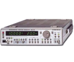 HM8130 - Hameg Instruments Function Generators