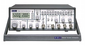 TG550 - TTI -Thurlby Thandar Instruments Function Generators