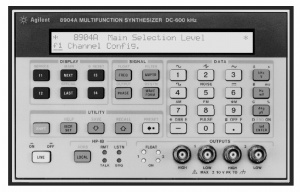 8904A - Keysight / Agilent Function Generators