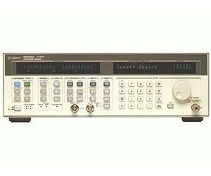 83752B - Keysight / Agilent Sweeper Generators