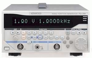 FG-281 - Kenwood Function Generators