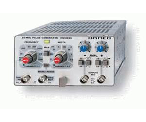 HM8035 - Hameg Instruments Pulse Generators