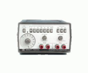 3311A - Keysight / Agilent Function Generators