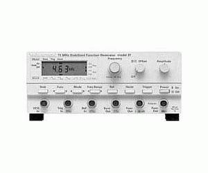 21 - Wavetek Function Generators