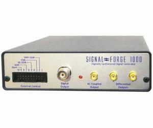 SF1000 - Signal Forge Signal Generators
