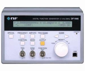 DF1906 - NF Corporation Function Generators