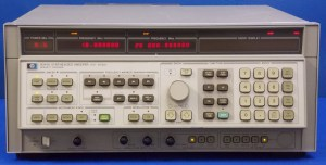 8341A - Keysight / Agilent Sweeper Generators