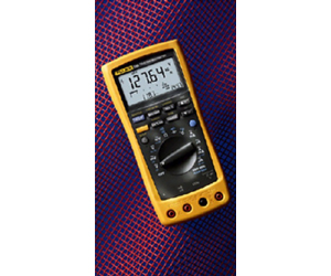 187 - Fluke Digital Multimeters