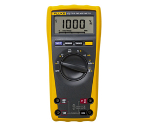175 - Fluke Digital Multimeters