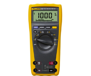 179 - Fluke Digital Multimeters