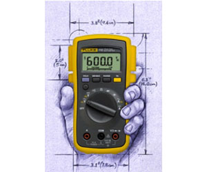110 - Fluke Digital Multimeters