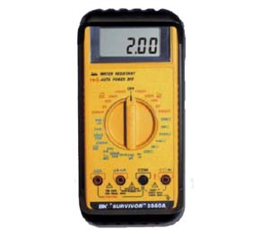 2860A - BK Precision Digital Multimeters