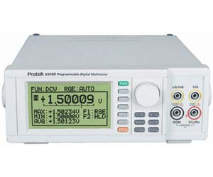 B4100 - Protek Digital Multimeters