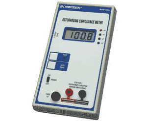 830A - BK Precision Capacitance Meters